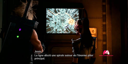 Explication de Jessie
