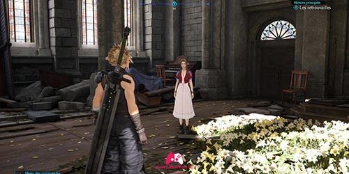 Première rencontre avec Aerith