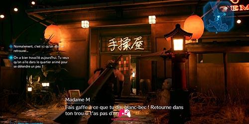 Maison de Madame M