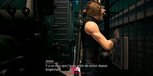 Suivre Jessie