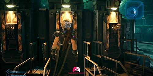 Activer le levier du laboratoire numero 3
