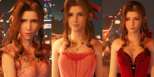 Robes d'Aerith