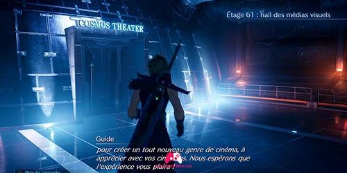 Cosmos Theater