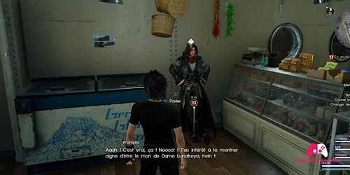 Rencontrez Ardyn à la boutique