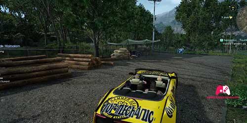 Parking du donjon