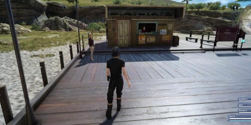 Boutique de la baie de Geldina