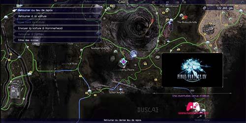 Carte du fort de Perpetouss