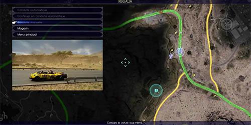 Carte du tunnel du Repos des chasseurs