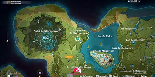 Carte du 12e