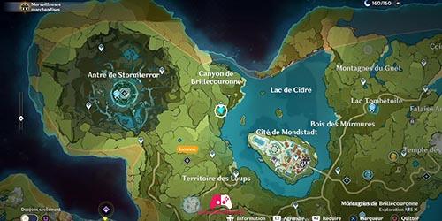Carte du 15e