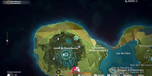 Carte du 26e