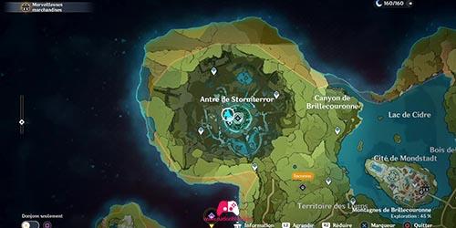 Carte du 27e