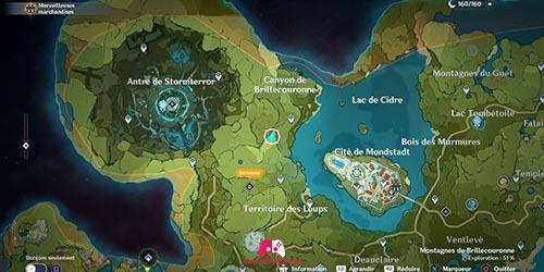 Carte du 31e