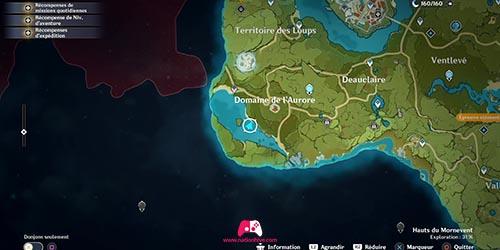 Carte du 5e