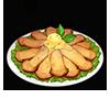 Matsutake sautés au beurre