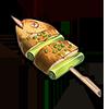 Poisson chihu grillé