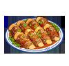 Rouleau de viande au matsutake