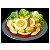 Salade copieuse