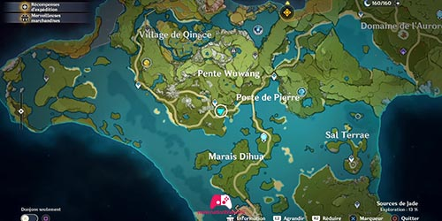 Carte du 10e
