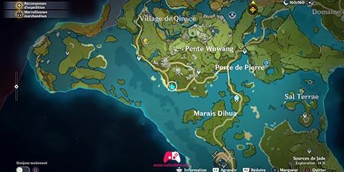 Carte du 11e