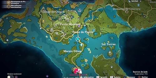 Carte du 7e