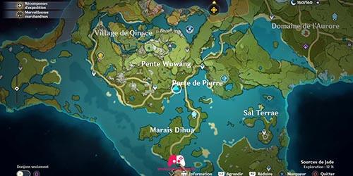Carte du 9e