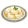Tofu aux amandes