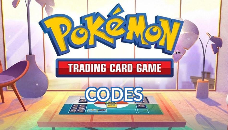 Free Pokemon TCG Online Codes