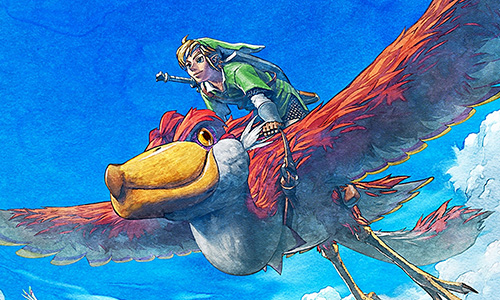 Autre astuce de the Legend of Zelda: Skyward Sword