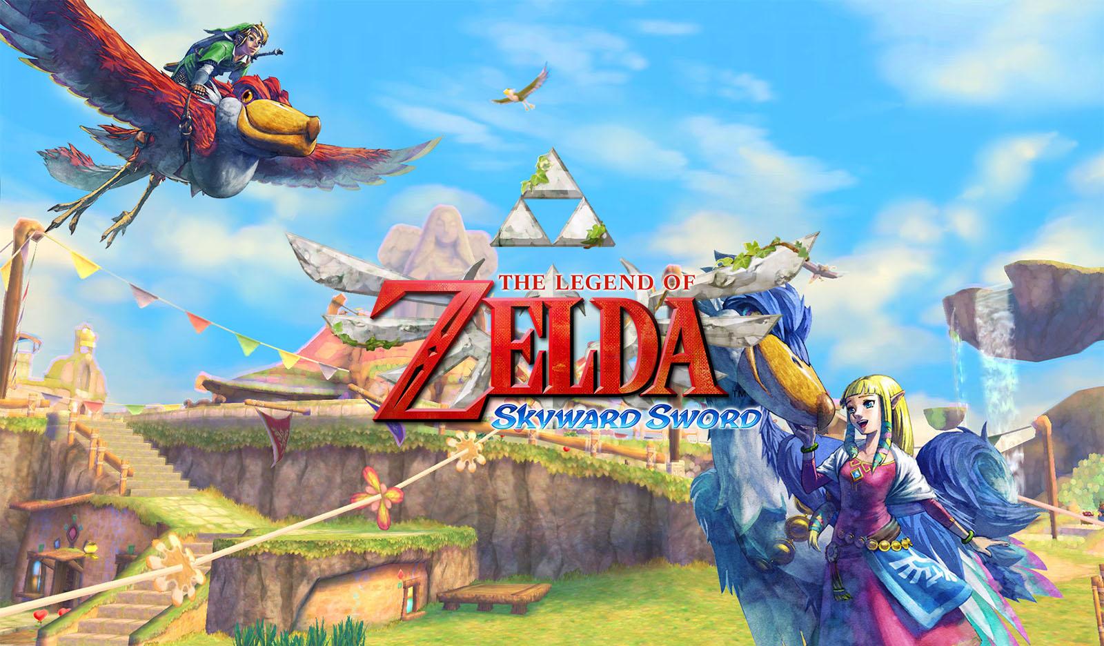 Guide et soluce de l'histoire principale de The Legend of Zelda: Skyward Sword