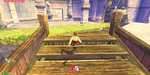 Montez les escalier