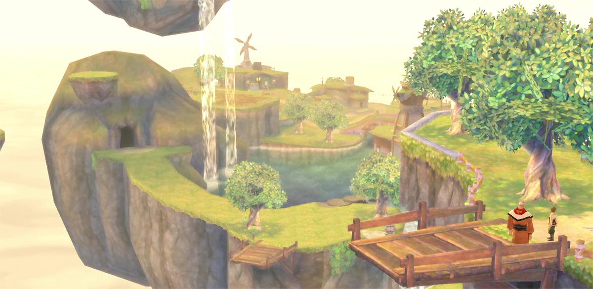 Soluce de la La Chevauchée Céleste dans The Legend of Zelda: Skyward Sword