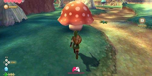 Premier champignon