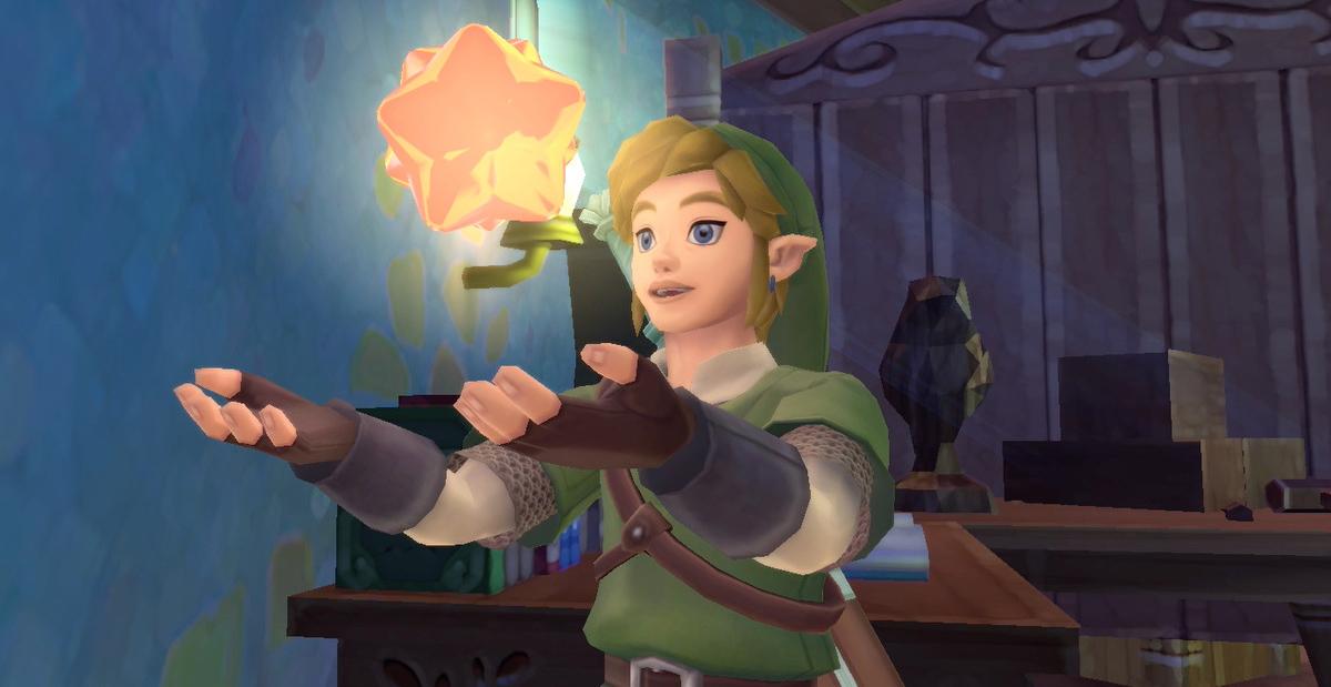 Liste des quêtes secondaires de The Legend of Zelda: Skyward Sword