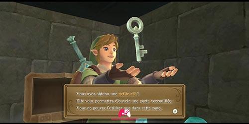 Prendre la clé