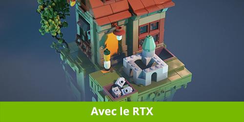 Avec le RTX