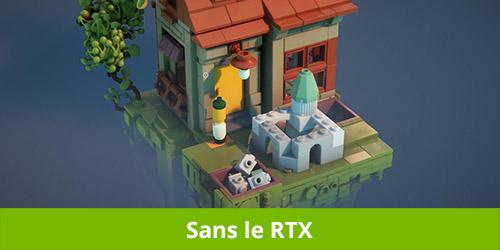Sans le RTX