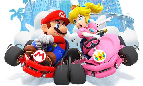 Guides et soluce du multijoueur dans de Mario Kart Tour