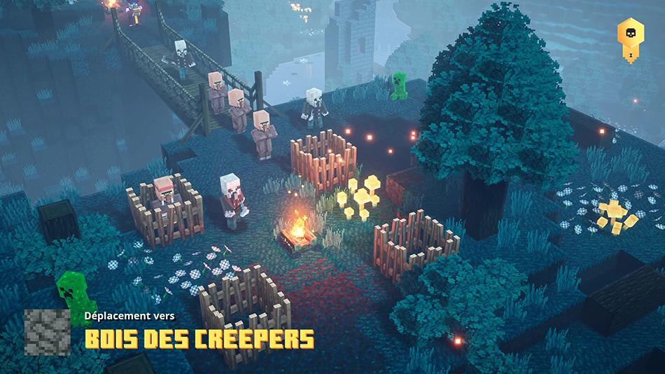 Bois des Creepers