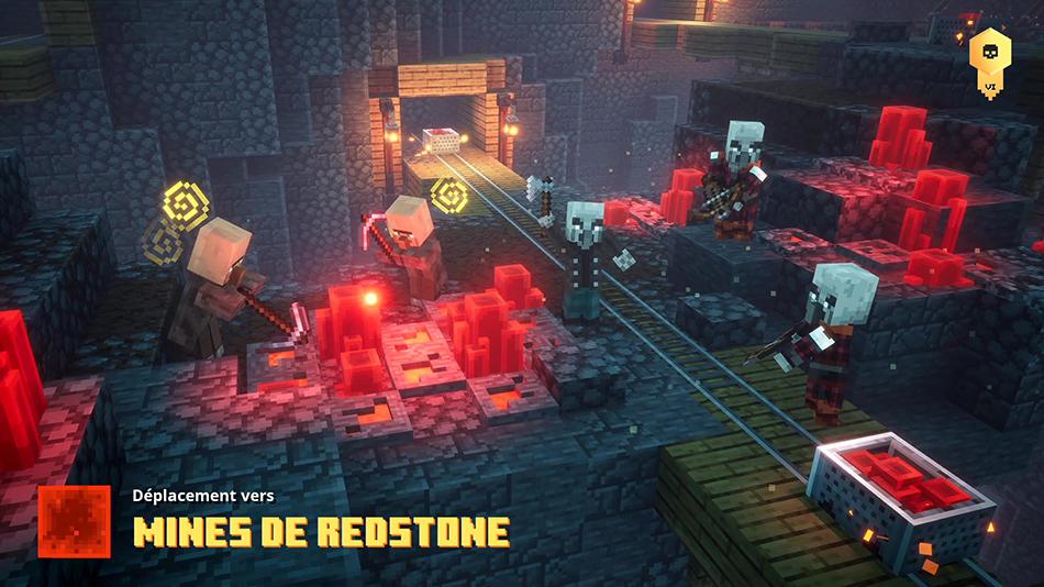 Mines de Redstone