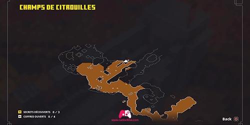 Carte de la Rune des Champs de citrouilles