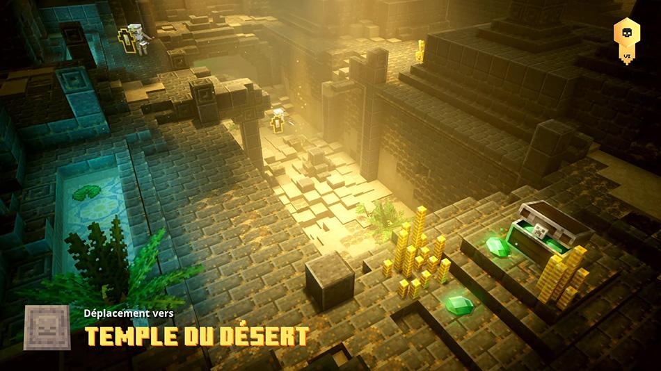 Temple du désert