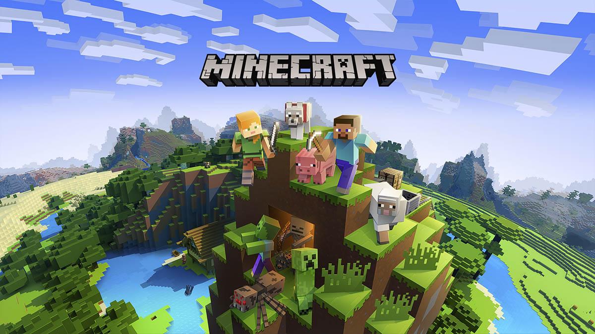 Connecter plusieurs Nintendo Switch en local sur Minecraft