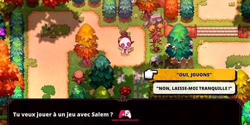 Rencontre Salem