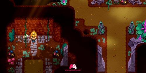 Cave du mécanisme - Étage 2