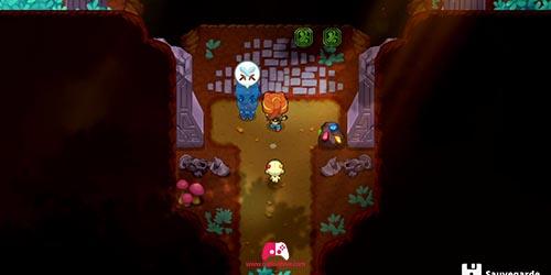 Entrée Cave