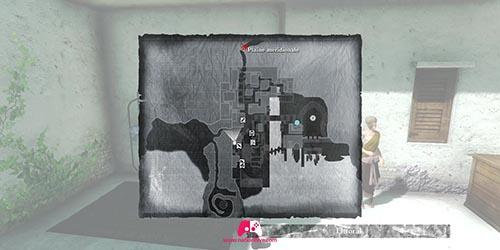 Carte du fleuriste
