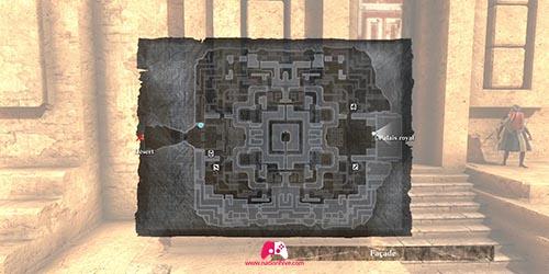Carte du gardien 2