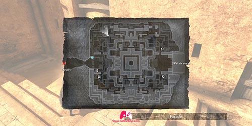 Carte du gardien 5