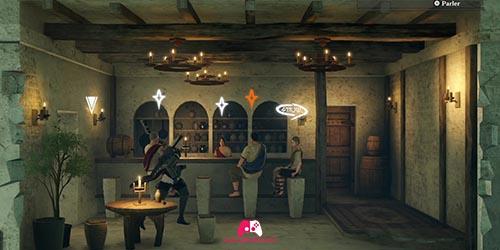 Rejoindre la taverne